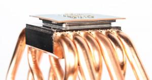 CPU on Heatsink